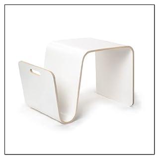 OFFI Co. Mag Table, Finish U003d White HPL