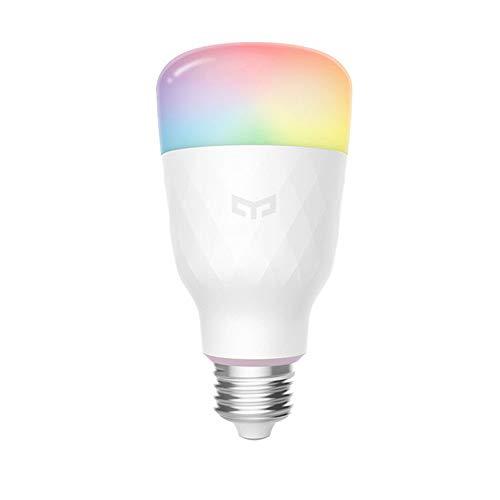 Yeelight 1S YLDP13YL Wifi-lamp, Smart Color Changing 1700-6500K Dimbaar 8.5W Led Light White-werk met Homekit, Google…