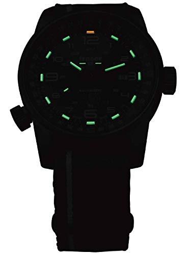 traser H3 herrklocka P68 Pathfinder automatisk svart 107718
