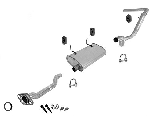 exhaust system for ford ranger - 5