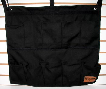 Sleep Away Camp Sleepaway Camp Black Bunk Junk 10 Pocket Shoe Bag Suitable for Home Travel