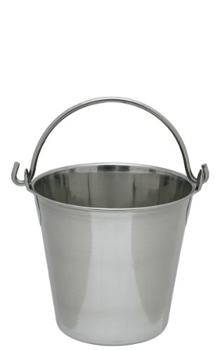 (Lindy's 4-qt Stainless Steel Pail)