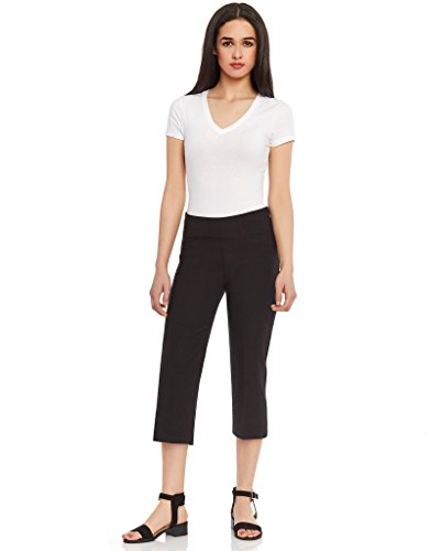 Women's Dress Capri Black, 10 ()