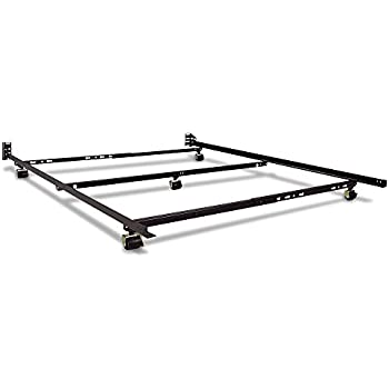 Amazon Com Adjustable Q46r Lp Low Profile Bed Frame With