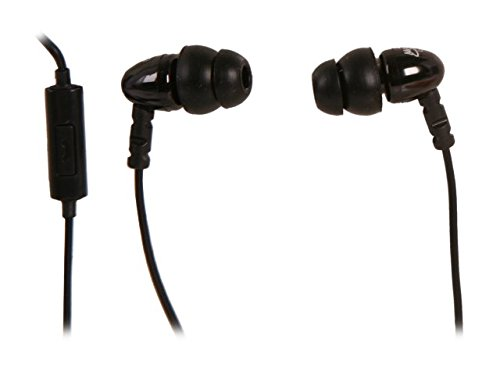 MEElectronics Black Stereo Headset Phones