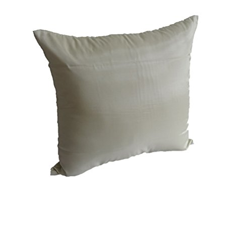 Lotus House Lite Olive Silk Pillow Case by Lotus House