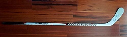 Brayden Point Autographed Signed Warrior Hockey Stick Tampa Bay Lightning JSA