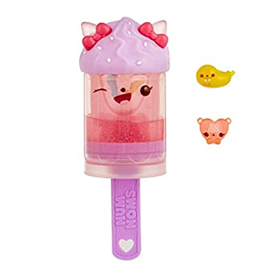 Num Noms Snackables Melty Pops Sour Berry Pop with Scented Melting Slime: Toys & Games
