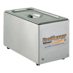 ParaTherapy Stationary Paraffin Unit - 6 lb Tank - Stainless Steel by ParaTherapy