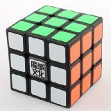 New !! YJ Moyu Liying 3x3x3 Speed Cube Puzzle Smooth 3x3 Black