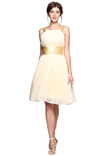 Pleated Charmeuse Prom Gown - 5