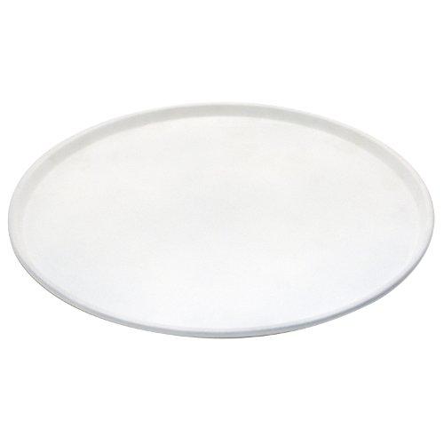 Range Kleen BC1000 CeramaBake White Pizza Pan, 12 Inches (Range Kleen Ceramic Range)