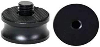 4pcs 1//4 Female to 3//8 Male Coversion Screw Adapter for Tripod Monopod Ball Head