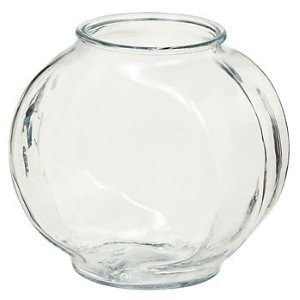 Anchor Hocking Classic Drum Style Fish Bowl 1/2 Gallon by KOLLER PET GROUP