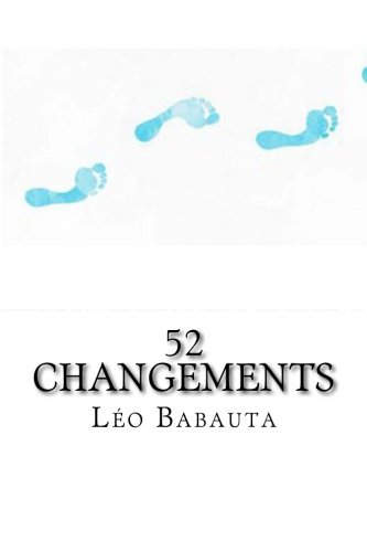 Read Online 52 changements (French Edition) PDF