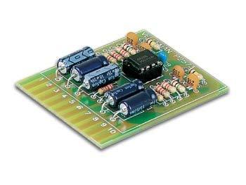 - Velleman K2573 Stereo Riaa Pre-Amplifier