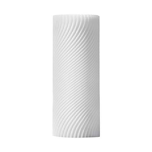 Price comparison product image Tenge Male 3D Silicone Masturbation Machine Cup Vaginal Toys Adult Sex Toys White