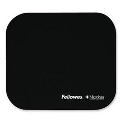 FellowesMousepadMicroban-Black