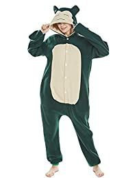 Apiidoo Halloween Christmas Adult Animal Pajama One Piece Cosplay Onesie Costume