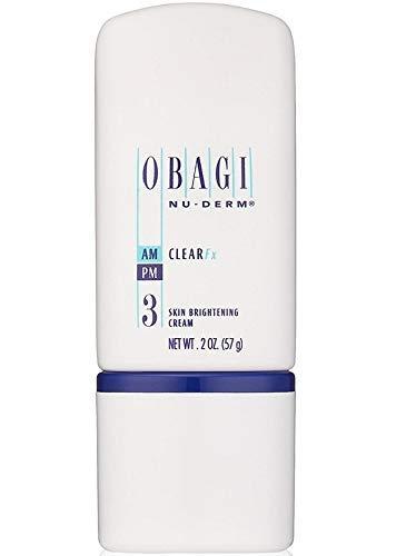 Nu Derm Clear Fx 2 oz / 57 g (Obagi Nu Derm Clear Fx Skin Brightening Cream)