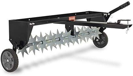 Agri Fab 45 0544 Spike Aerator Black