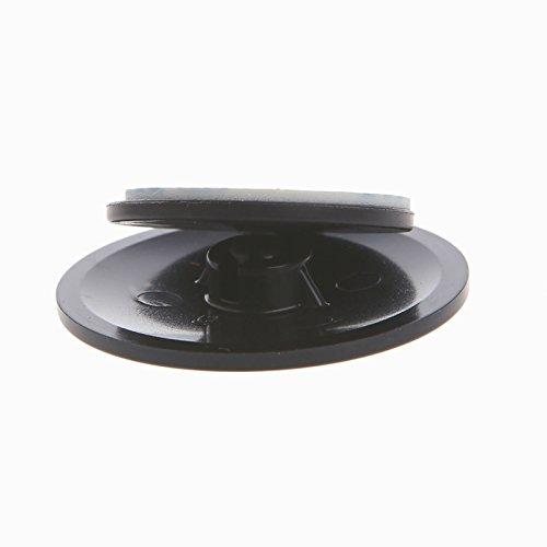 SCASTOE 360 ° Frameless Wide Angle Car Rearview Mirror Adjustabe Fan Shaped Blind Spot Mirror