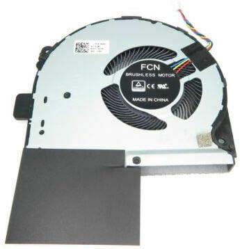 3CTOP - Ventilador de CPU para Ordenador portátil ASUS GL703 ROG Strix GL703VM DC 12V 0.4A 4PIN: Amazon.es: Informática