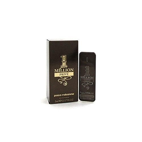 Paco Rabanne 1 Million Prive Eau De Parfum 5ml .17 oz. Mini/Splash (Parfum 5ml Mini)