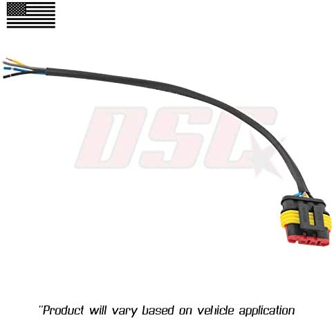 Fuel Pump Pigtail Harness Wire Lead Wiring Connector Plug Cable For Polaris RZR XP 1000 2014-2019