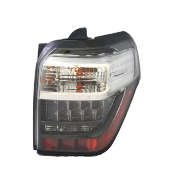 TYC 11-6657-00 Right Replacement Tail Lamp for Toyota 4Runner (Pack of 1)