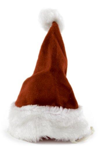 Santa Suit with Beard - Mens Santa Costume