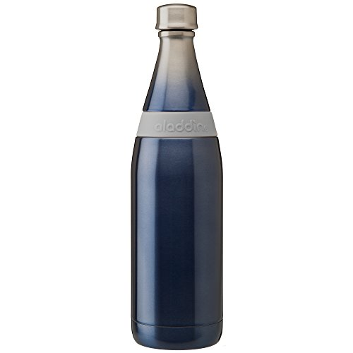 Aladdin Fresco Twist & Go Water Bottle, Sapphire