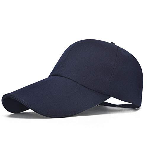 Gorra de béisbol unisex de gamuza sintética Unisex gorda Sombrero ...