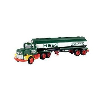amazon com hess 1990 collectable toy tanker truck toys games