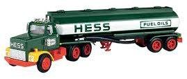 Hess 1984 Oil Tanker Truck Bank (Tanker Bank)