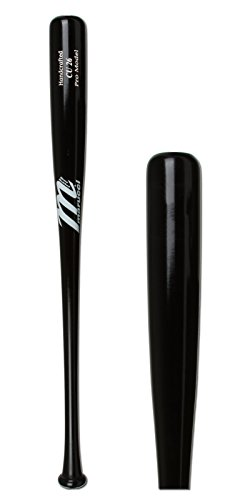 Marucci CU26 Chase Utley Youth 29-Inch Wood Base Bat, Black, 25-Ounce
