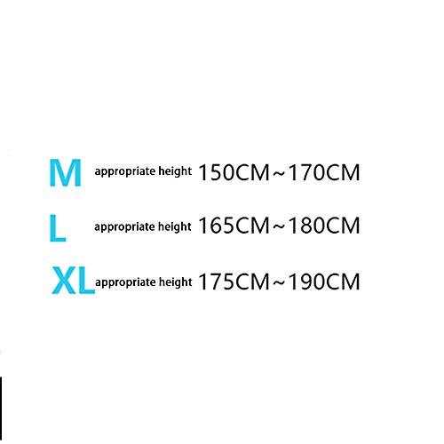 Uomo Uomo per Escursionismo Color Poncho Colour Impermeabile Colour XL Adulti Impermeabile di Antivento Lungo Siamese Panno e Lungo Antipioggia Dimensione Oxford Geyao PO5Cxqnawx