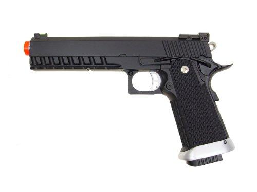 kjw model-616 kp06 gas blowback full metal black(Airsoft Gun) (M1911a1 Full Metal)