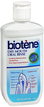 Biotene Mouthwash - 8 oz, Pack of 3 -