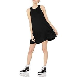 Amazon Brand - Wild Meadow Women's Sleeveless Tank Knit Swing Dress