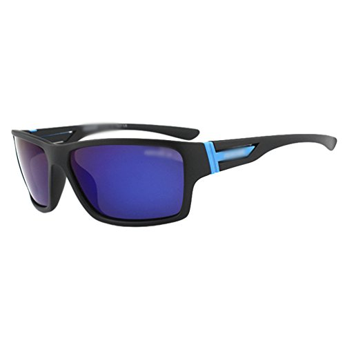 Para Gafas Estilo sol Lente Wayfarer y Lvguang de Mujer Gafas Polarizada Anteojos Retro Driving 5 Hombre de Zvn1Pqw