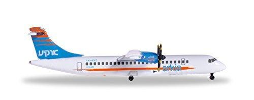 Herpa 527262 Arkia Israeli Airlines ATR-72-500 4X-AVZ 1:500 Diecast Model by (Israeli Airlines)