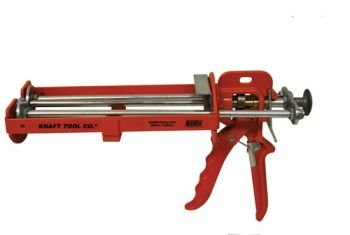 Dual Cartridge Epoxy Gun 300ml x 150ml Kraft Tool