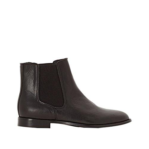 Taglia Pelle Boots Redoute Chelsea 39 La Donna Nero Collections w4qYxRRXZ