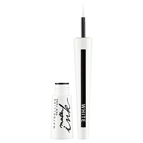 Maybelline Master Ink 11 Pure White (Pack of 6) - メイベリンマスターインク11純白 x6 [並行輸入品] B071V82Q9R