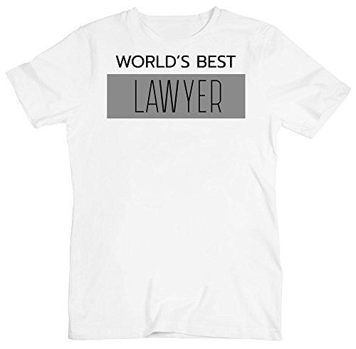 World's Best Lawyer Men's T-Shirt