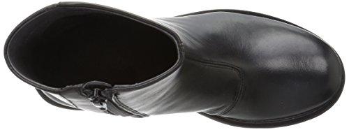 Camper Mil K400247-001 Ankle Boots Women Black sGtB2KoB