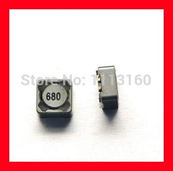 Maslin 774 SMD Shielding Power Inductor 68UH Shielded Inductor Marking 680