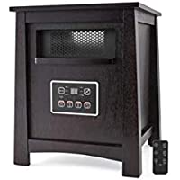 Deals on Mainstays Infrared Quartz Cabinet Heater WH-96H3
