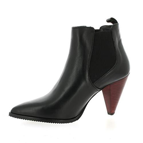 Pao Boots Cuir Noir Cuir Noir Boots Pao qIgtw08v